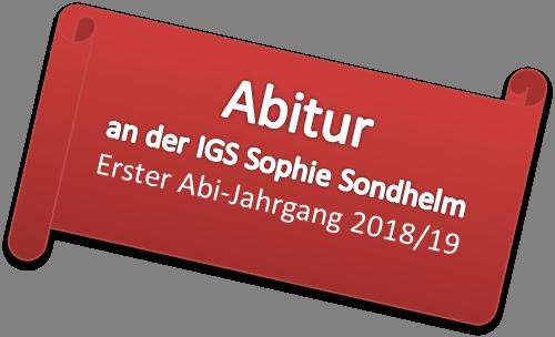 ABI  an der IGS Sophie Sondhelm