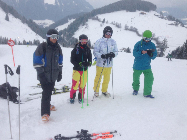 skigebiet wilder kaiser wetter