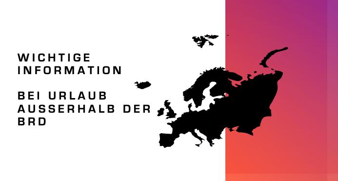 Informationen für Reiserückkehrer aus Risikogebieten außerhalb der Bundesrepublik Deutschland